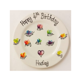 Childrens Party: Pottery Painting with Glaze