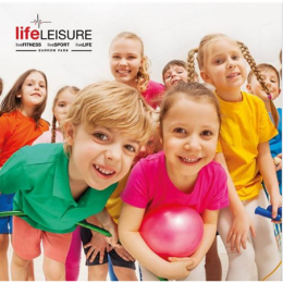 Kids Multisports sessions at Life Leisure Centre