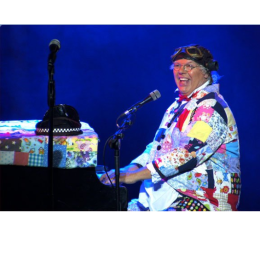 Roy 'Chubby' Brown.