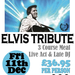 Elvis Tribute