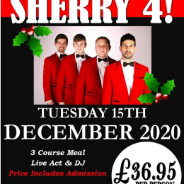 Sherry 4 Tribute Night