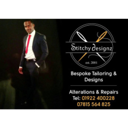 Clothing Repairs and Alteration Services from Stitchy Designz