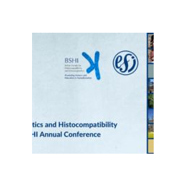 EFI 2021: The 34th European Immunogentics and Histocompatibility Conference