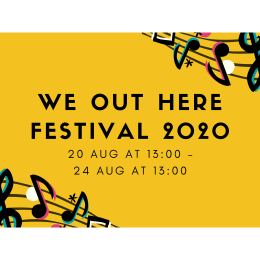 We Out Here Festival 2020