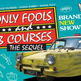 Only Fools and 3 Courses The Sequel Comedy Night The Old Swan 19th September