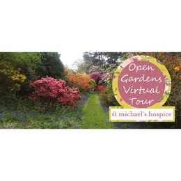 Virtual Open Gardens - St Michael's Hospice