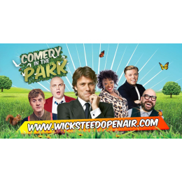 HUGE comedy night announced at Wicksteed Open Air Theatre