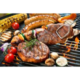BBQs at The White Lion - weekends in August