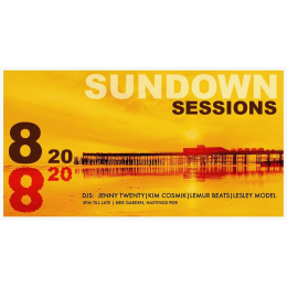 Sundown Sessions: DJs on the Pier