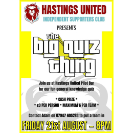 The Big Event Quiz