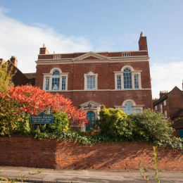 Exclusive Family Access to Erasmus Darwin House