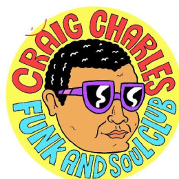 Craig Charles Funky Bank Holiday All Dayer