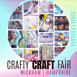 CRAFTY CRAFT FAIR | Wickham