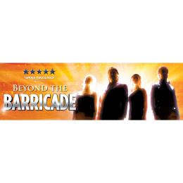 Lichfield Garrick presents....Beyond the Barricade