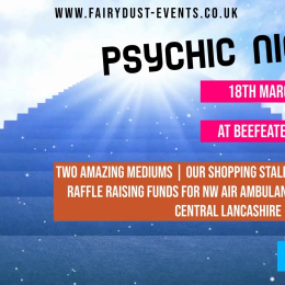 Psychic Night @ Norman Jepson