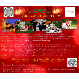 Christmas in #Banstead – show @BansteadRotary what yours is like and you could win a prize. #BansteadPhotoCompetition