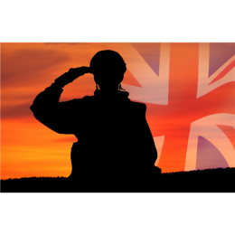 On-line Veteran's Hub with @SurreyMilitary