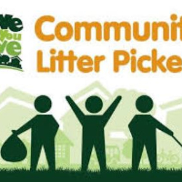 Community Litter Pick- Little Paxton