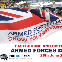 EASTBOURNE AND DISTRICT ARMED FORCES DAY