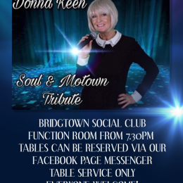 Donna Keen Soul & Motown Tribute
