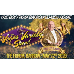 Viva Blackpool presents Viva The Vegas Variety Show
