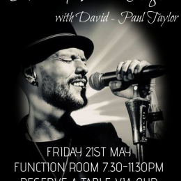 Soul & Motown with David Paul Taylor