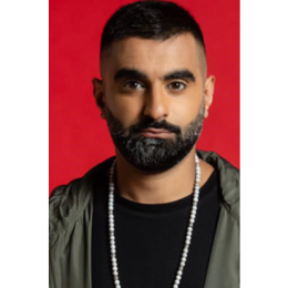 Tez Ilyas: Work in Progress