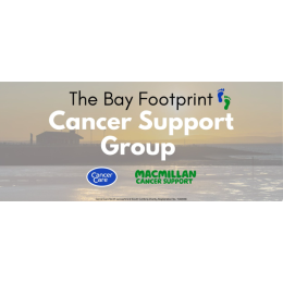 The Bay Footprint Cancer Support Group (With CancerCare & Macmillan)