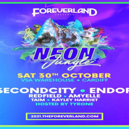 Foreverland Cardiff: Neon Jungle Rave
