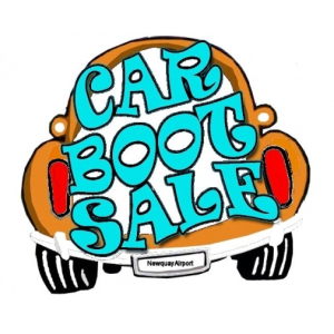 Forever Bury Car Boot Sale