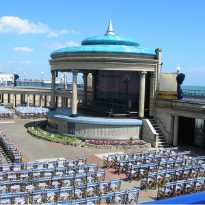 New Years Day Concert at Eastbourne Bandstand