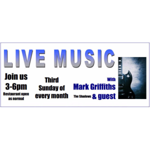 Live Music with Mark Griffiths
