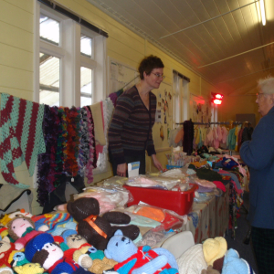 ST PETER'S COMMUNITY MARKET