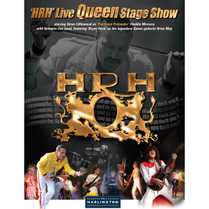 HRH Live Queen tribute show at The Harlington