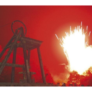 Fireworks Night at Blists Hill Victorian Town