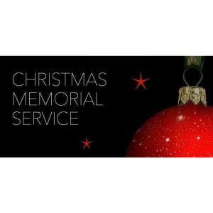 Christmas Memorial Service at #Epsom Cemetery Chapel @epsomewellbc