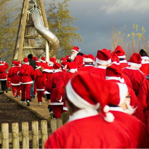 Santa Fun Run Telford