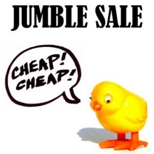 Jumble Sale - 7th Epsom Scouts #epsom #jumblesale