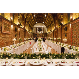 Wedding Fair at Hatfield House