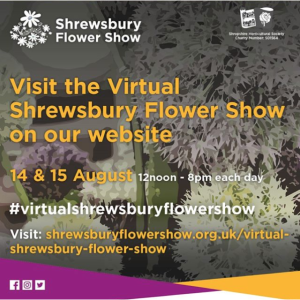 2018 Shrewsbury Flower Show