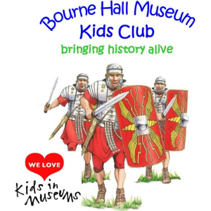 The Ruthless Romans come to Bourne Hall Museum Kids Club #epsomewellbc #kidsinmuseums