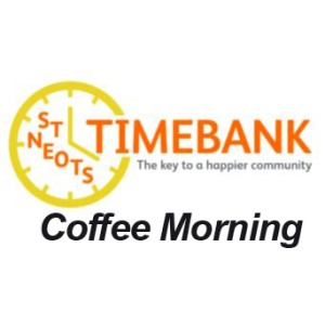 St Neots Time Bank Coffee morning
