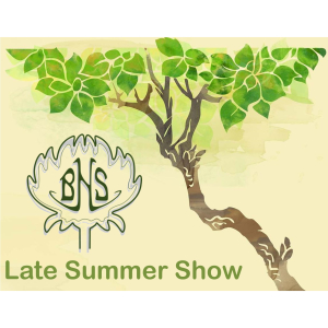 Late Summer Show with Banstead Horticultural Society