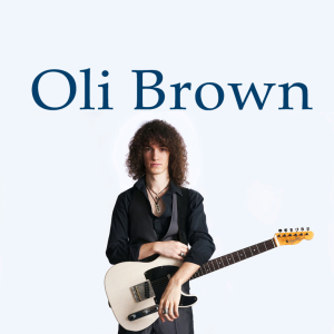 Boogaloo Promotions present: The Oli Brown Band at the Farnham Maltings