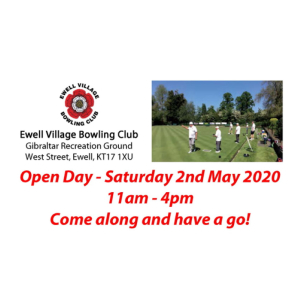 Ewell Village Bowling Club Open Day #lawnbowling