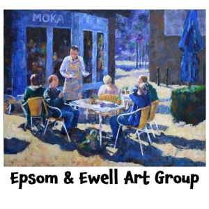 Epsom and Ewell Art Group - Late Summer Exhibition at @DenbiesVineyard