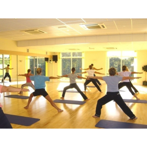 Yoga at Peake Fitness