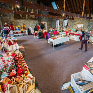 WINTER FAYRE AT CASTLE CORNET