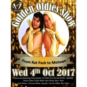 Lunchtime Club - Golden Oldies Show