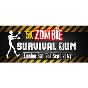 5k Zombie Survival Run Inflatable Obstacle Course